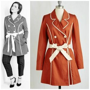 MODCLOTH East Coast Tour Coat